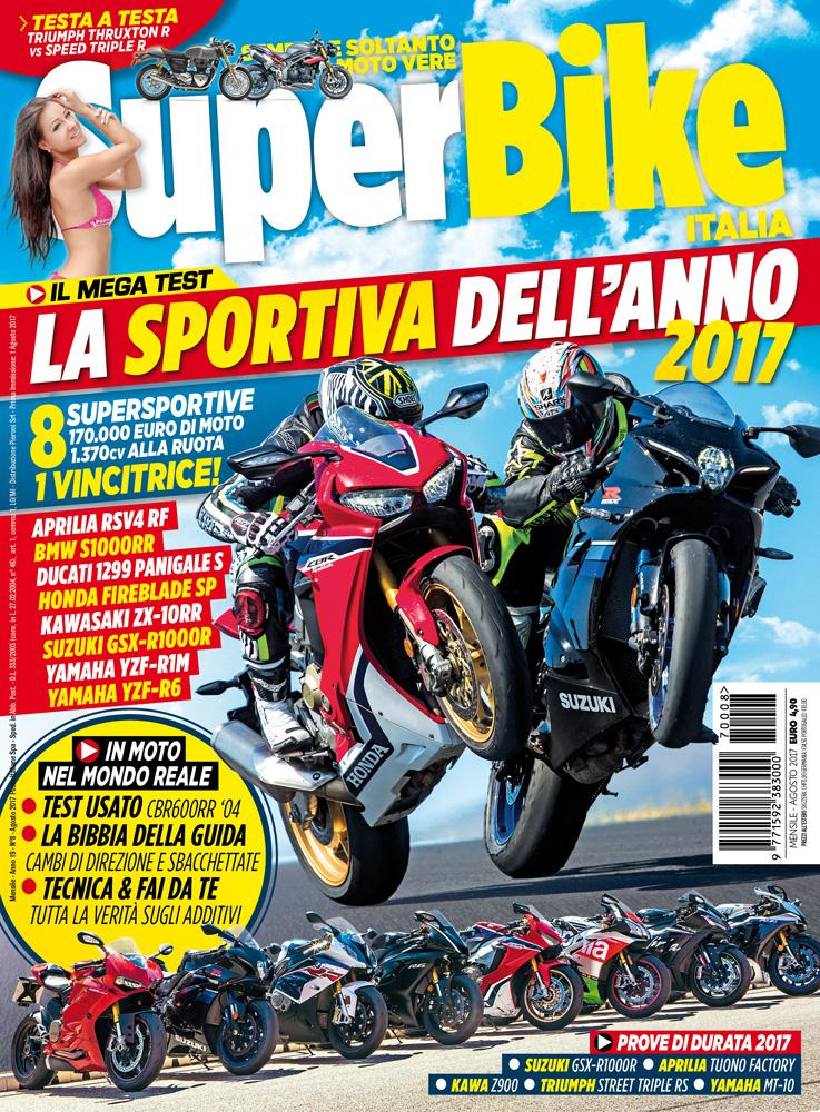 SuperBike Italia - Agosto 2017