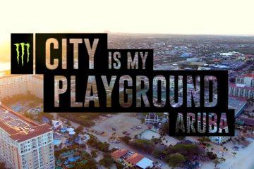 City is my playground - Aruba: stunt riding in città