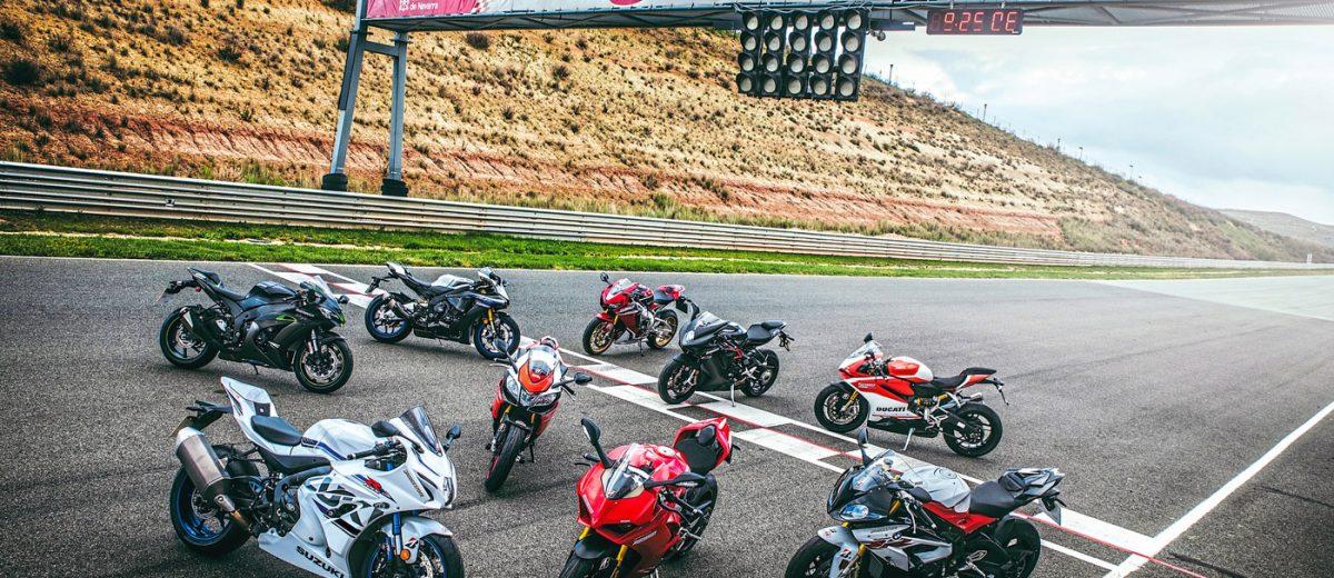 Le race replica 2018 schierate per la comparativa di SuperBike Italia