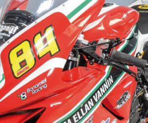 Leva frizione Bonamici Racing LCFR