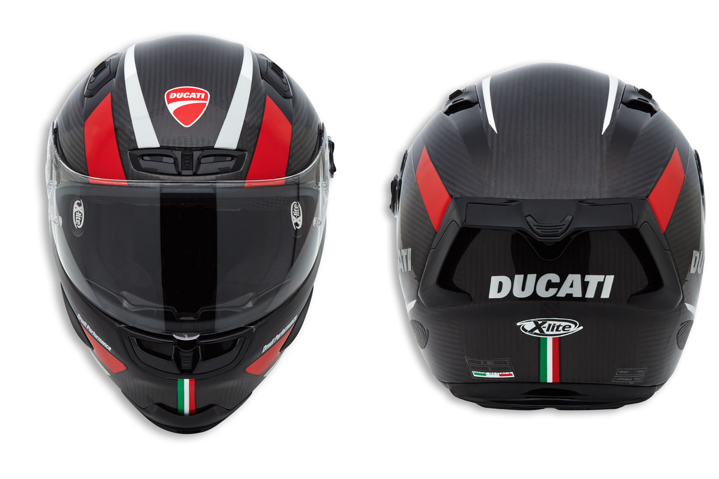 Casco integrale Ducati Speed Evo