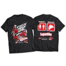 """La t-shirt """"Problema... Risolto"""" nera"""