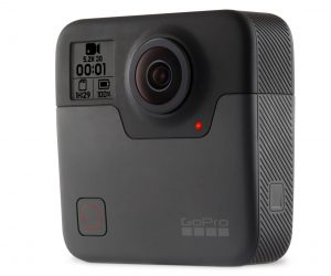La action camera GoPro Fusion