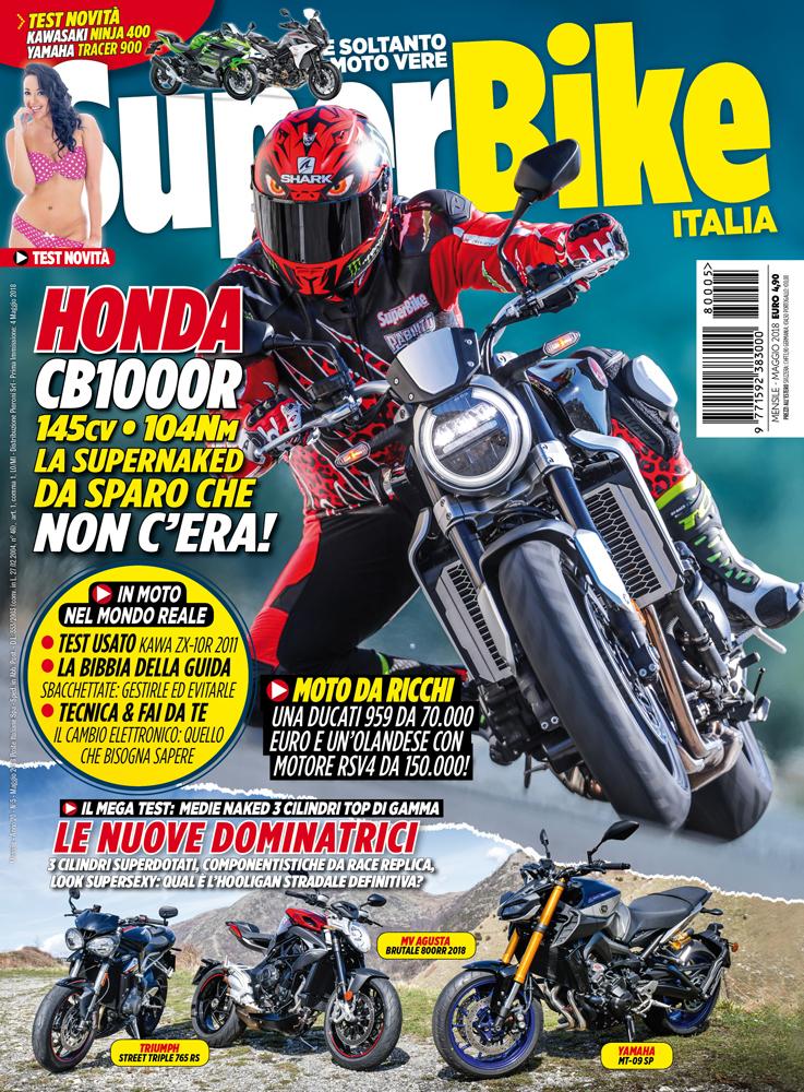 SuperBike Italia – Maggio 2018