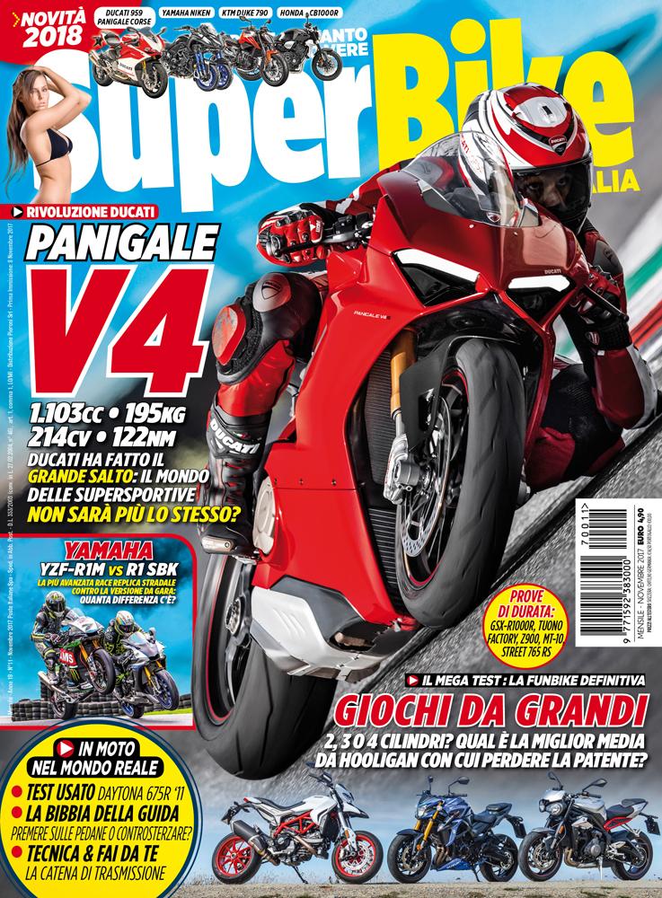 SuperBike Italia – Novembre 2017