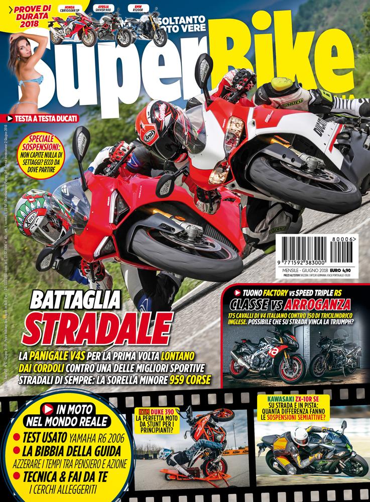 SuperBike Italia – Giugno 2018