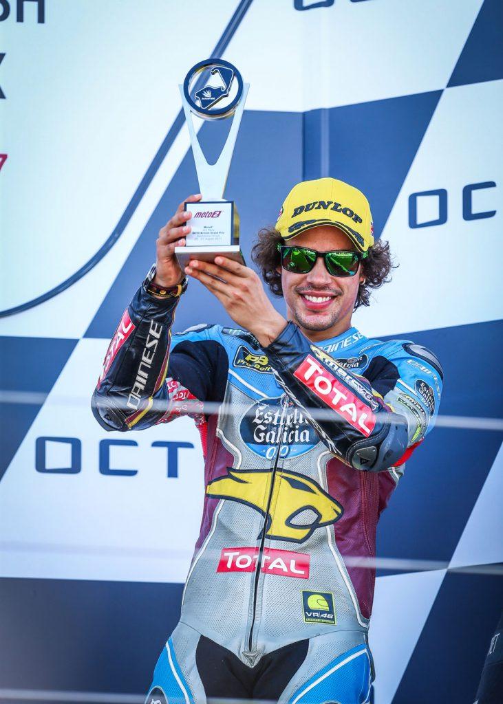 Il 2017 in Moto2 è stato trionfale per Franco Morbidelli