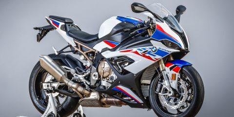 S1000RR 2019 con Pacchetto M