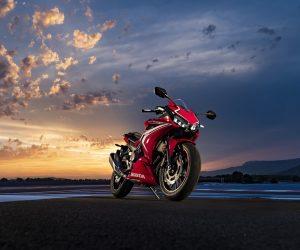 Honda CBR500R 2019