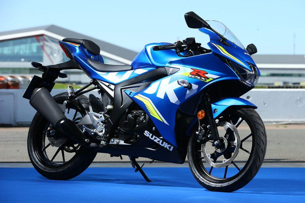 Le promozioni Suzuki coprono anche le piccole di famiglia: GSX-R e GSX-S 125