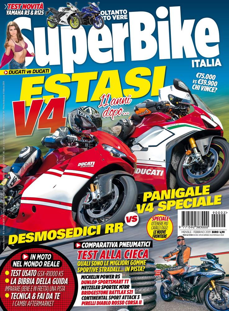 SuperBike Italia di febbraio 2019