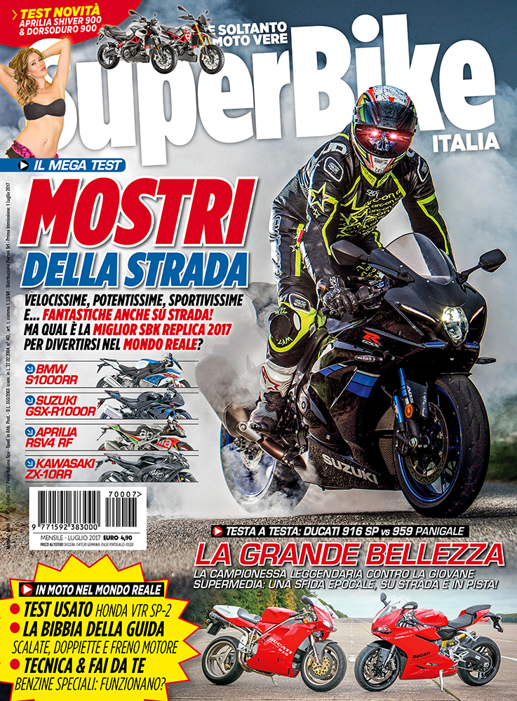 SuperBike Italia - Luglio 2017