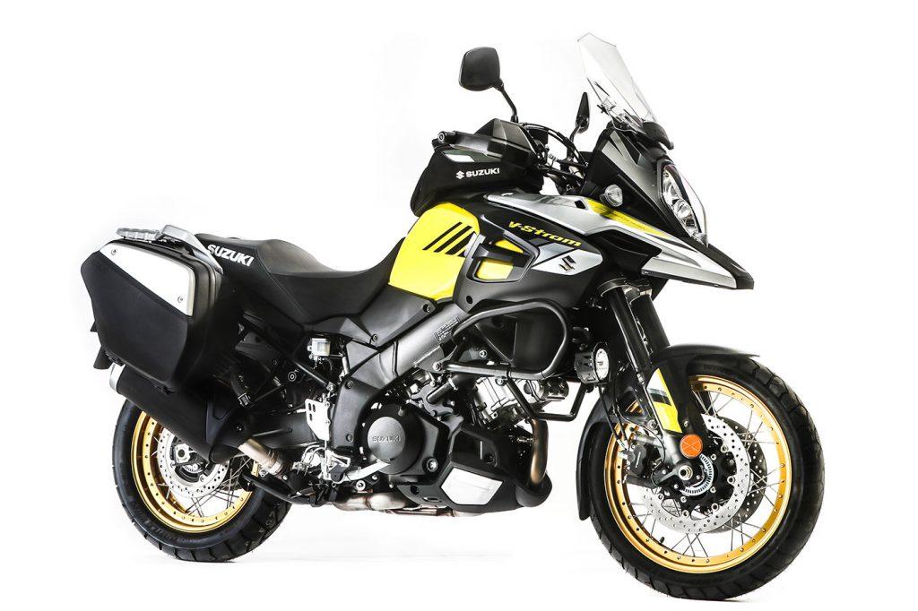 Promozioni Suzuki: 1500 euro di supervalutazione dell'usato per la V-Strom 1000