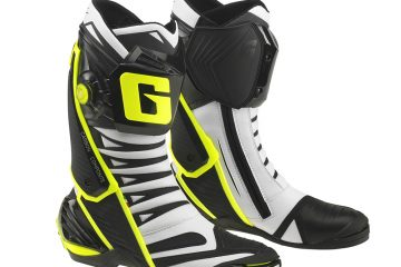 GP1 Evo bianco/nero/giallo fluo