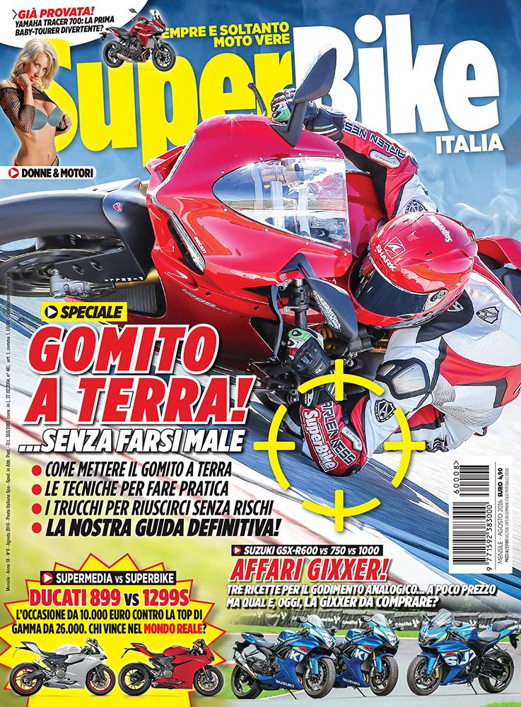 SuperBike Italia di agosto 2016