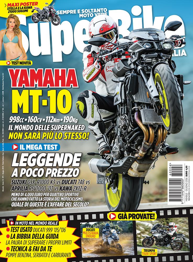 SuperBike Italia di giugno 2016
