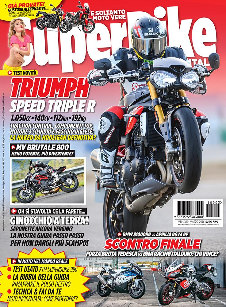 SuperBike Italia di marzo 2016