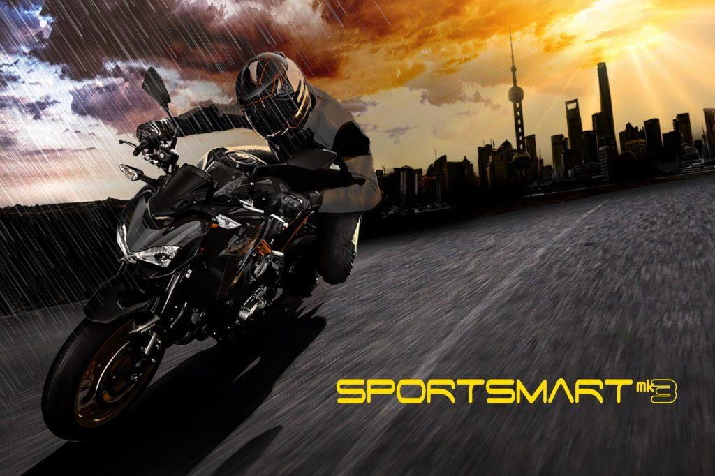 SportSmart Mk3: un'immagine emozionale dal sito ufficiale
