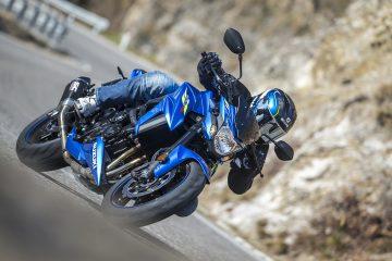 Suzuki GSX-S750 Yugen Carbon