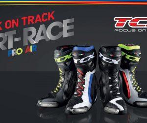 TCX Back On Track: gli RT-Race Pro Air in promozione
