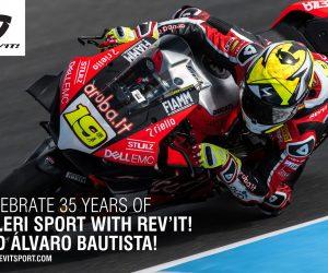 Festa da Valerisport con Alvaro Bautista