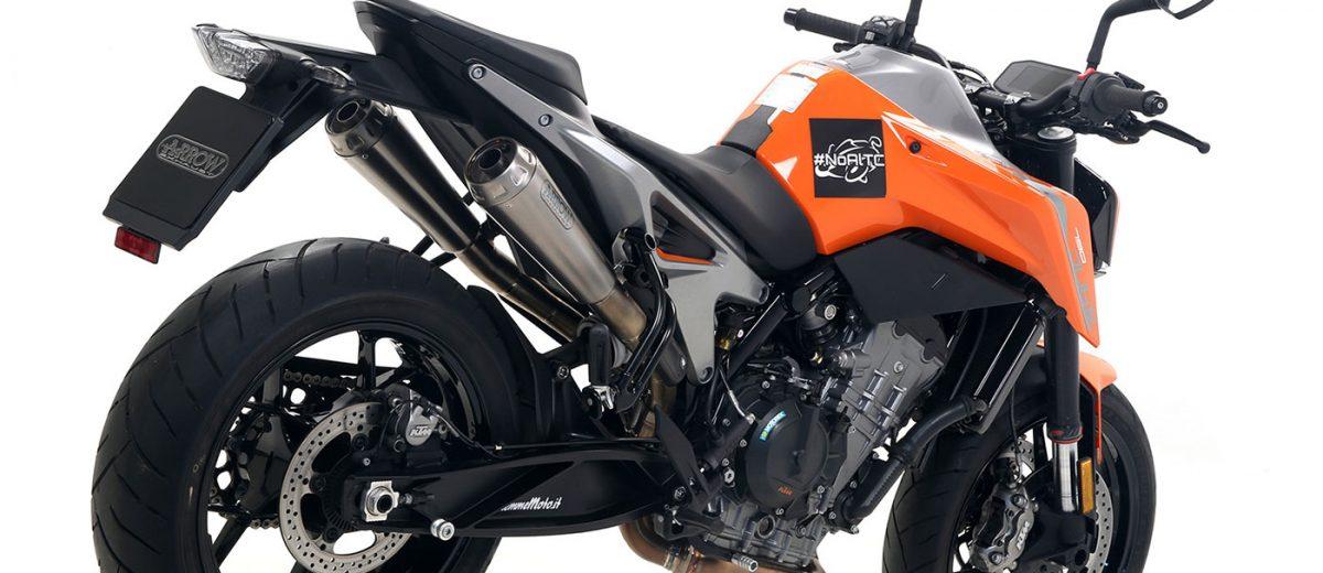 Raccordo Scarico Arrow No-kat KTM Duke 790 71701MI 18-19