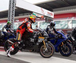 Old School Racing: la scuola guida con Alex Gramigni