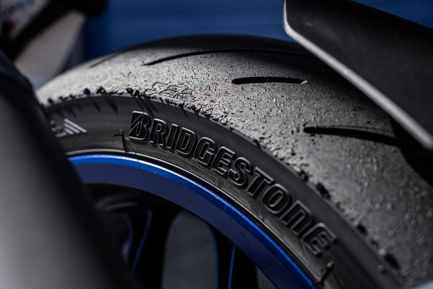 Prova gomme: Bridgestone S22 – livello superiore - SuperBike