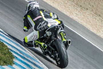 Bridgestone S22: la prova a Jerez