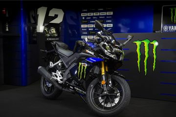 La Yamaha R125 MotoGP Replica