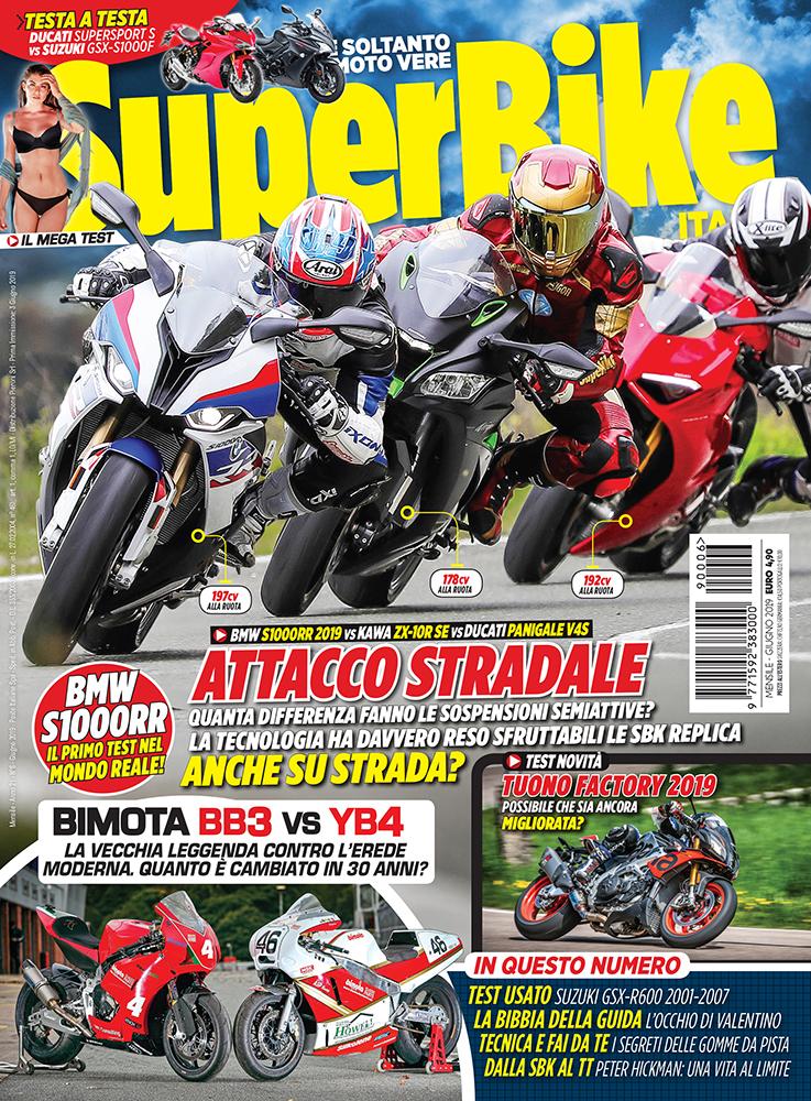 SuperBike Italia - giugno 2019