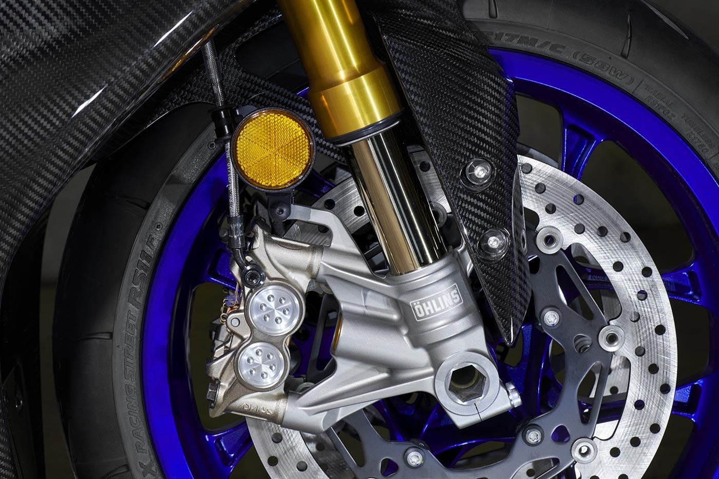 Yamaha Yzf R1 E R1m 2020 Aggiornamenti Mirati Superbike Italia
