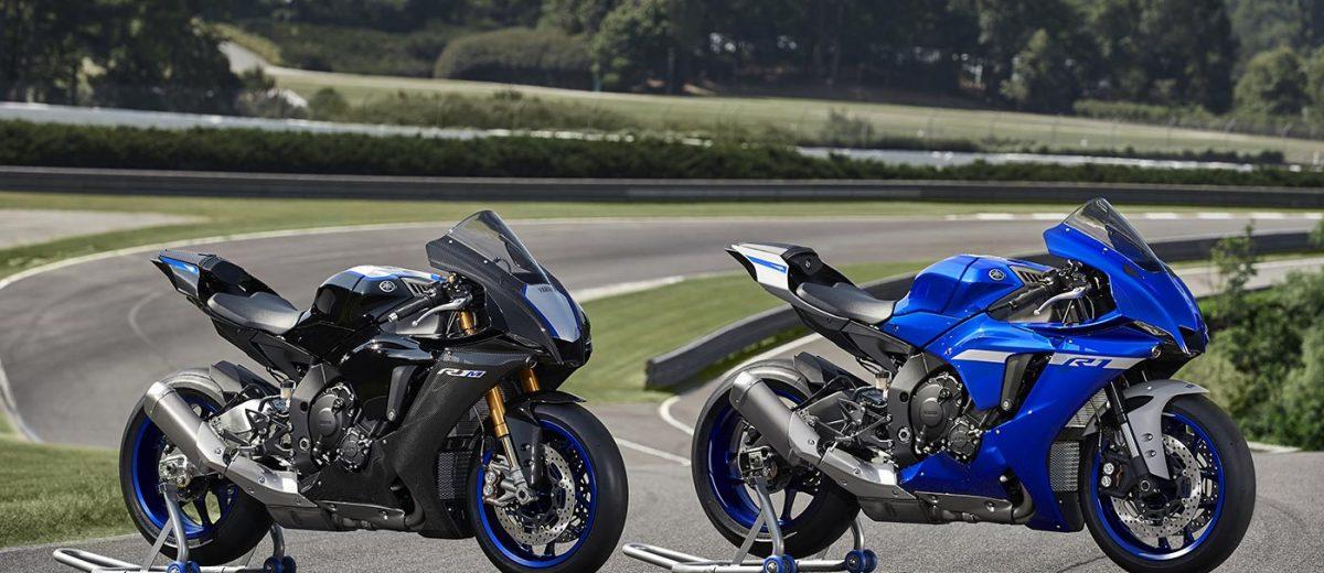 Yamaha R1 e R1M 2020