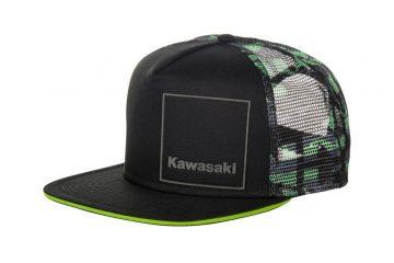 Abbigliamento Kawasaki Camo - cappellino