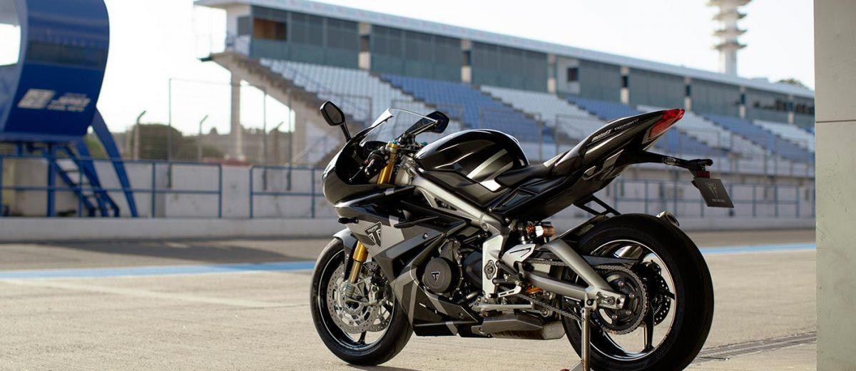 Triumph Daytona Moto2 765