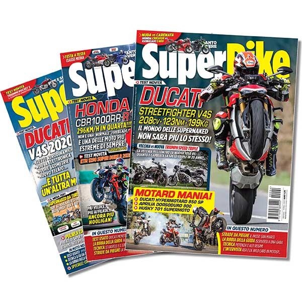 Abbonamento a SuperBike Italia