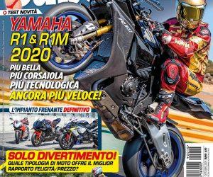 copertina SuperBike Italia ottobre 2019