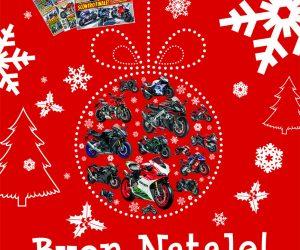 Biglietto regalo di Natale SuperBike Italia