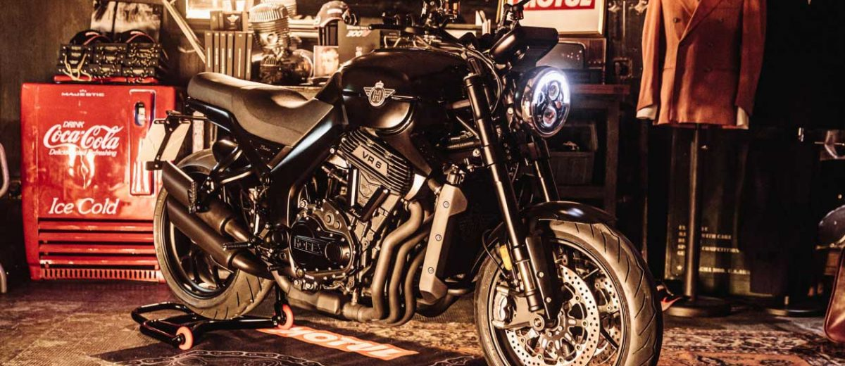 Horex VR6 Raw