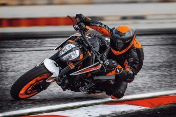 KTM Duke 890 R