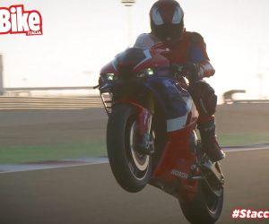 La Prova della Honda CBR1000RR-R Fireblade SP