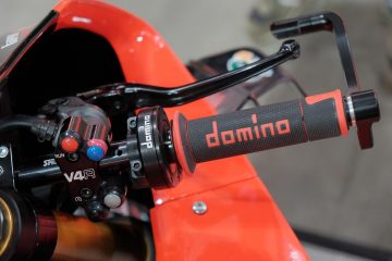 Ride by Wire Racing Domino