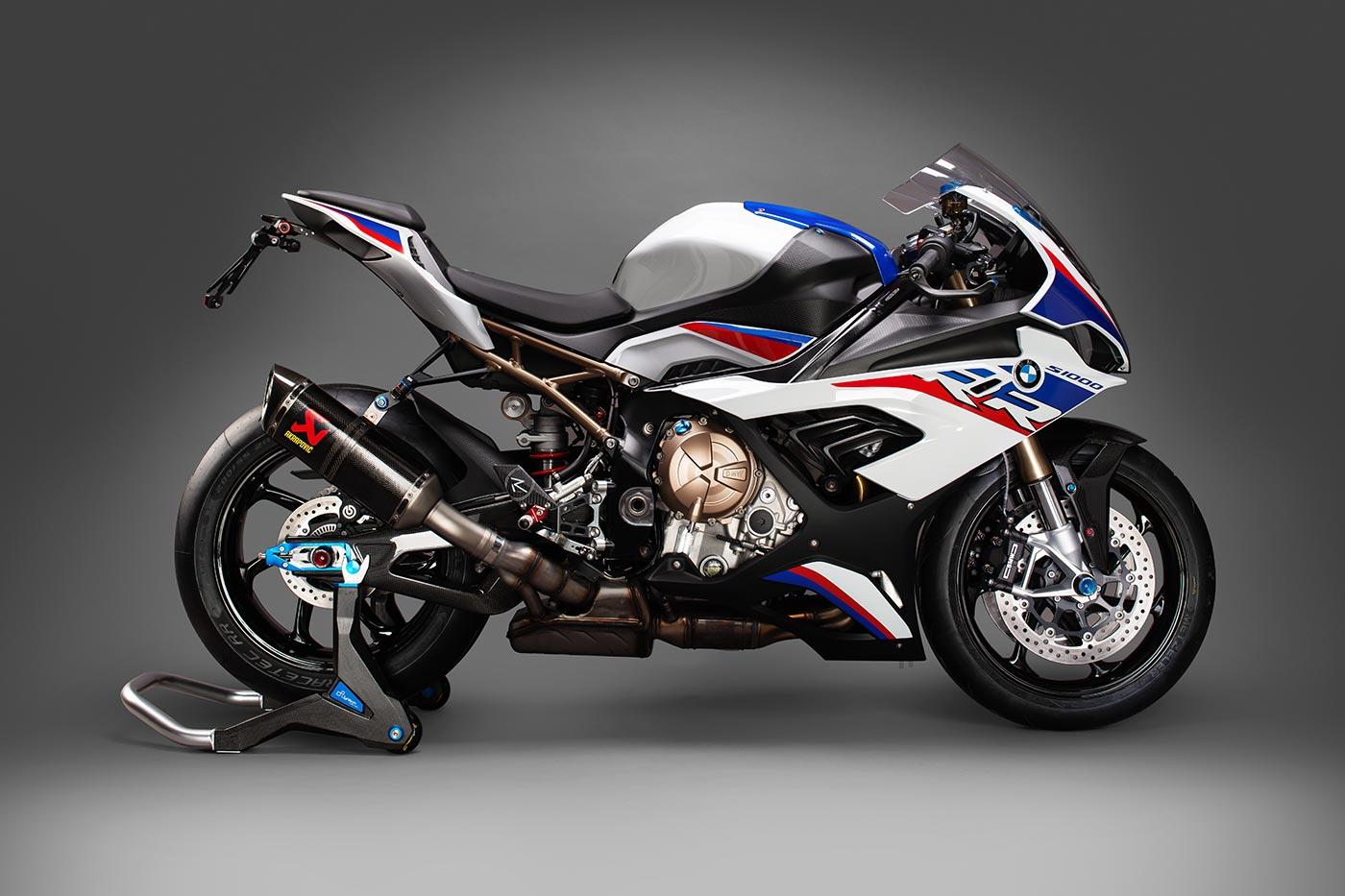 accessori Lightech per BMW S1000RR