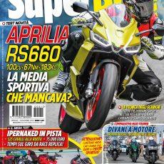 copertina SuperBike Italia novembre 2020