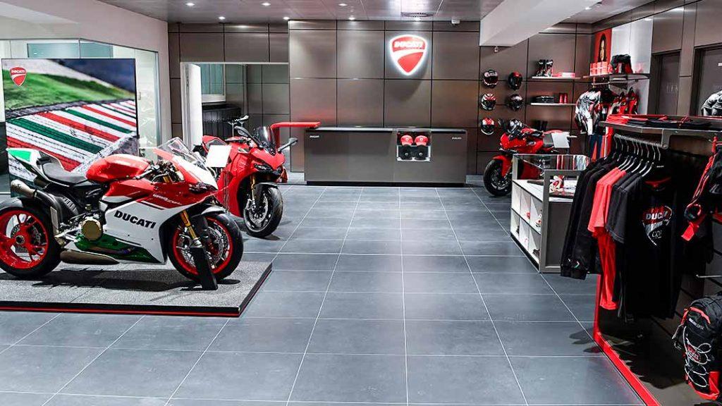 concessionaria Ducati Milano