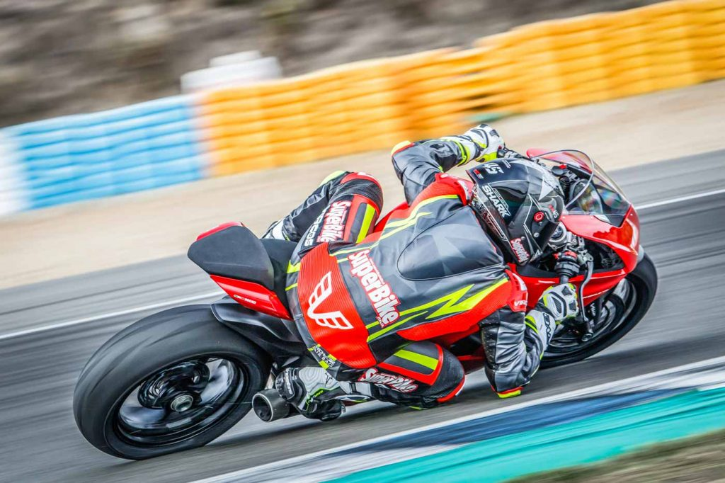 Ducati Panigale V2 - Jerez