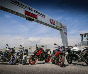 Supernaked schierate al Cremona Circuit