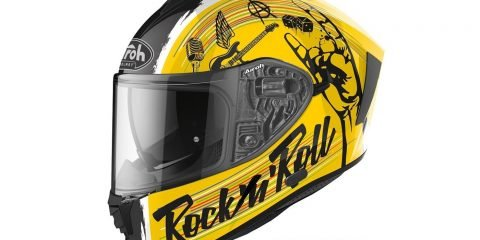 "Airoh Spark in grafica ""Rock"""