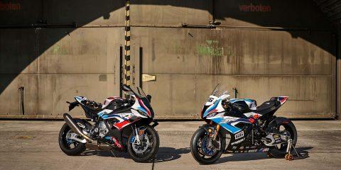 BMW M1000RR e S1000RR WSBK