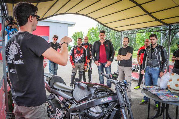 Scuola di Stunt by SuperBike Italia